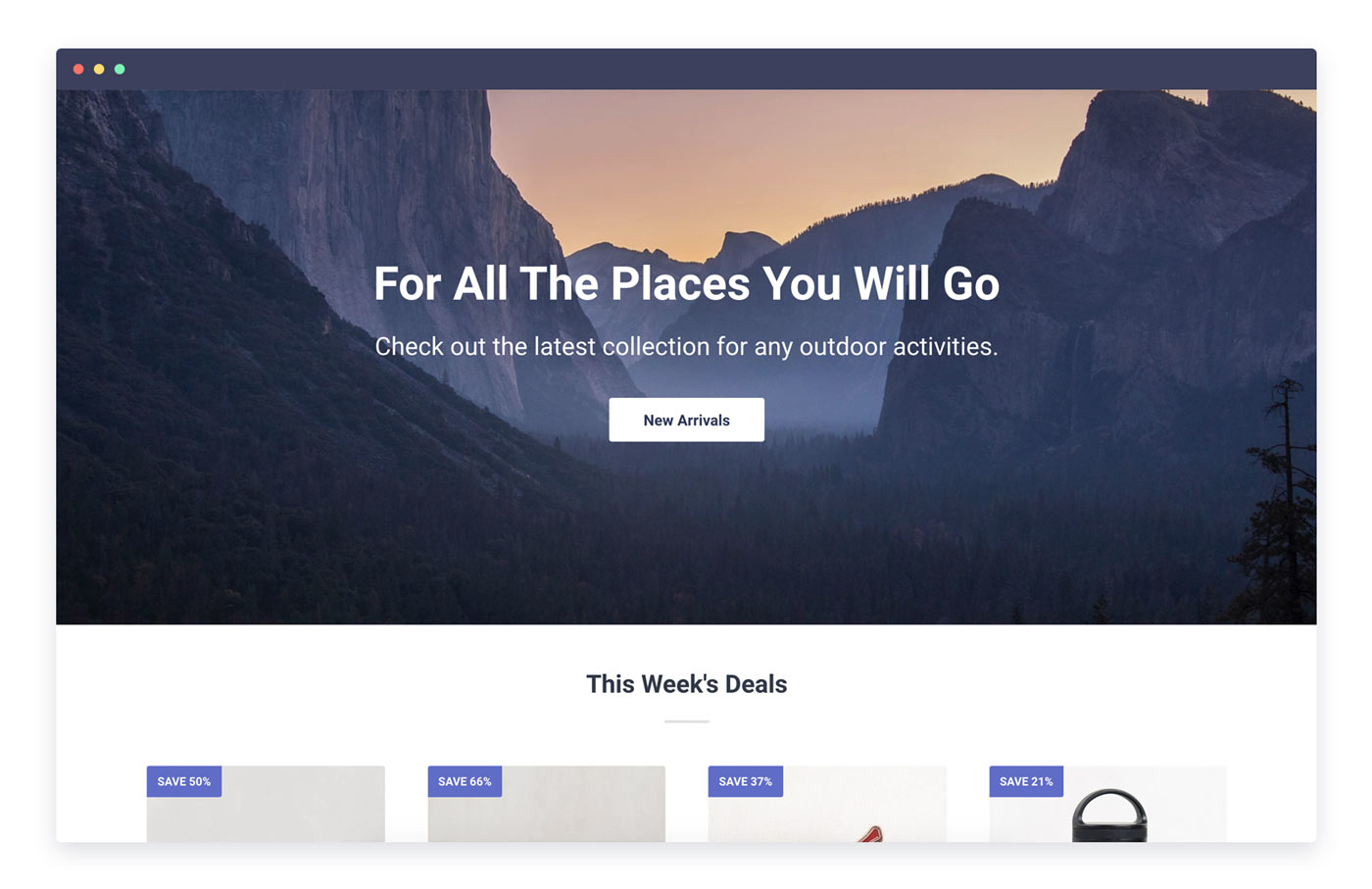 Introducing Star, a Stunning Shopify Theme | OUTLANE